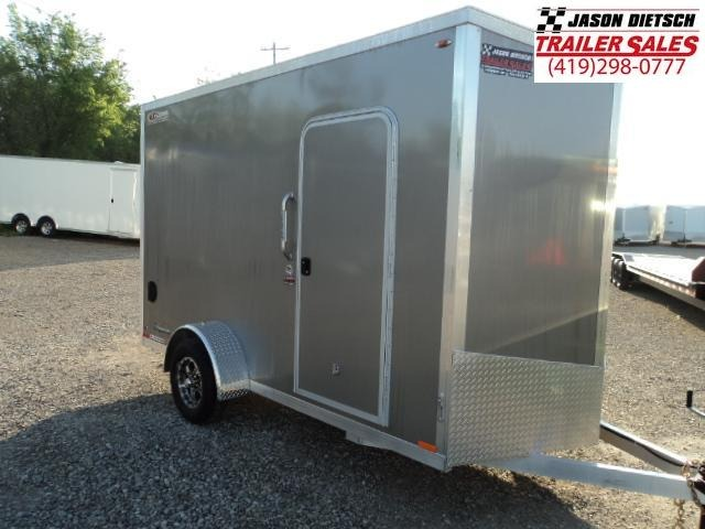 2018 Legend Manufacturing 6x13 EVSA30 Enclosed Cargo Trailer... STOCK# 317090