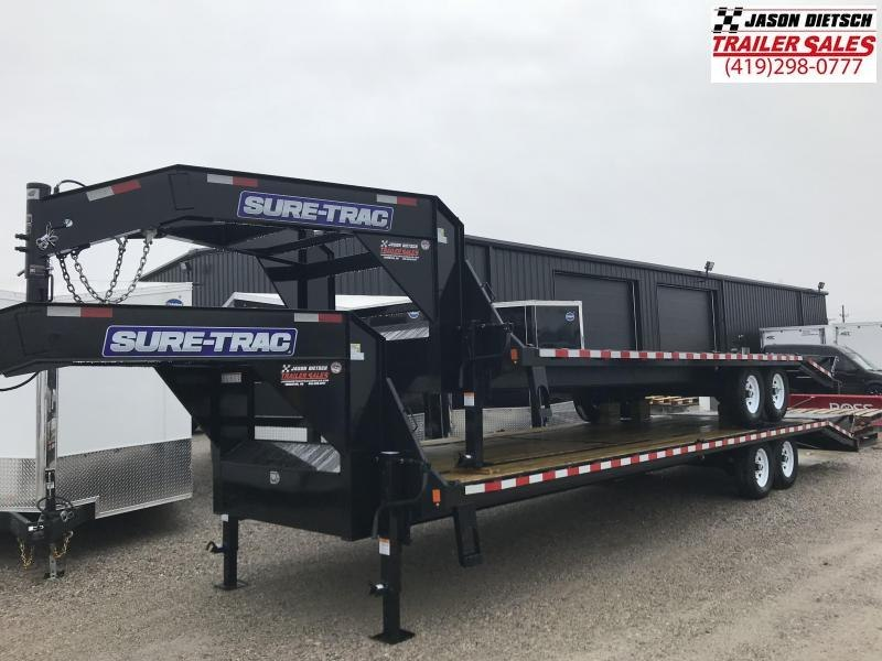 2018 Sure-Trac ST102X20+5 Equipment Trailer STOCK- 229957