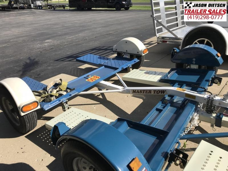 2004 Master Tow 80T-14 Tow Dolly