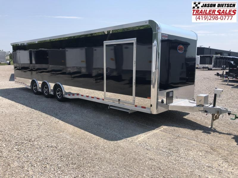 2019 Sundowner 8.5X32 BATHROOM PACKAGE RACE TRAILER....STOCK# SD-CA2597