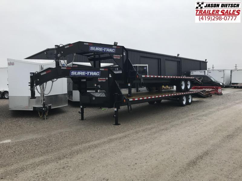 2018 Sure-Trac ST102X25+5 Equipment Trailer STOCK- 229958