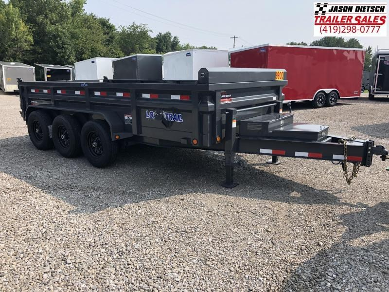 2019 Load Trail DT 83x16 Triple Axle Dump Trailer....Stock#LT-170248