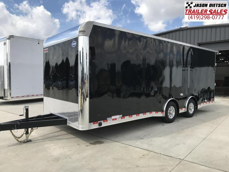 2019 United Trailers UXT 8.5X24 Enclosed Cargo Trailer... STOCK# UN-166226