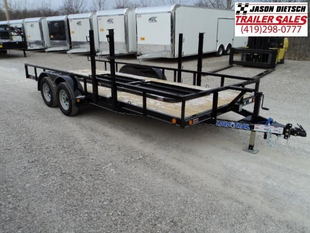 2018 Load Trail 83X18 Utility Trailer....STOCK# LT-156878