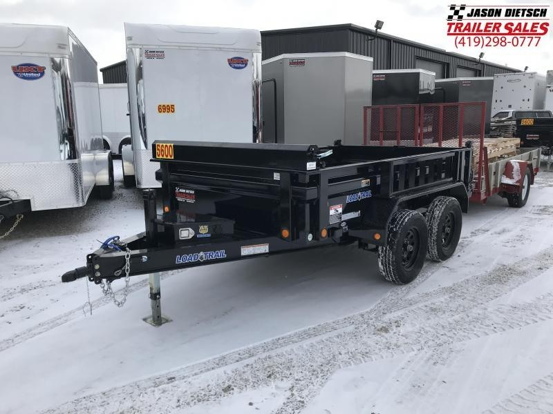 2019 Load Trail 72X10 Tandem Axle Dump Trailer....STOCK# LT-182982