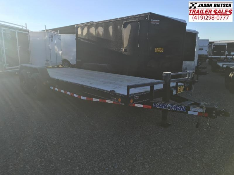 2019 Load Trail 83X20 Tandem Axle Carhauler....STOCK# LT-175245