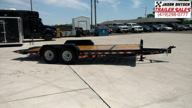 2018 Doolittle Trailer Mfg  82x20 Tilt Trailer....Stock# DL-032968
