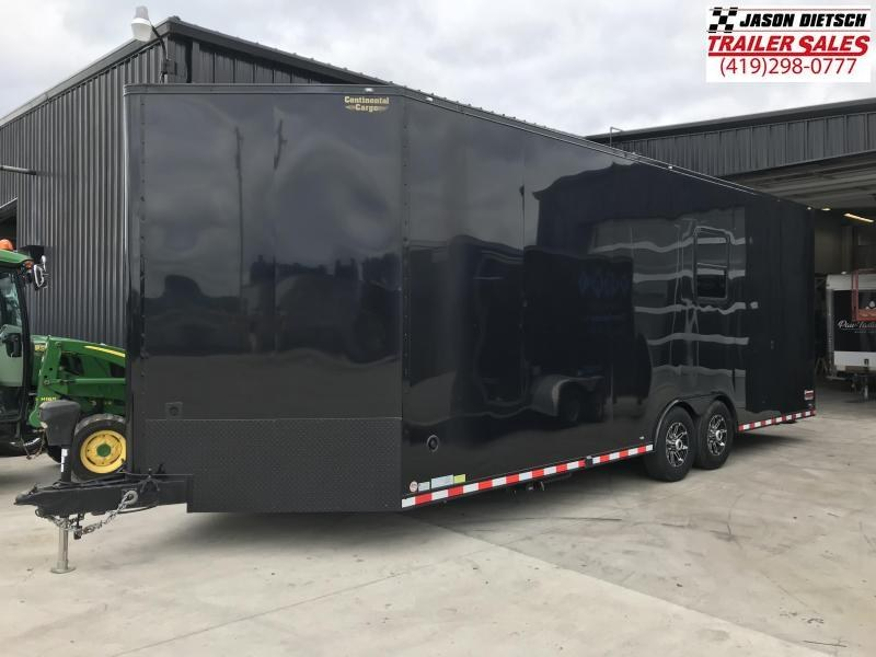 2015 Forest River Inc. 8.5X24 Toy Hauler