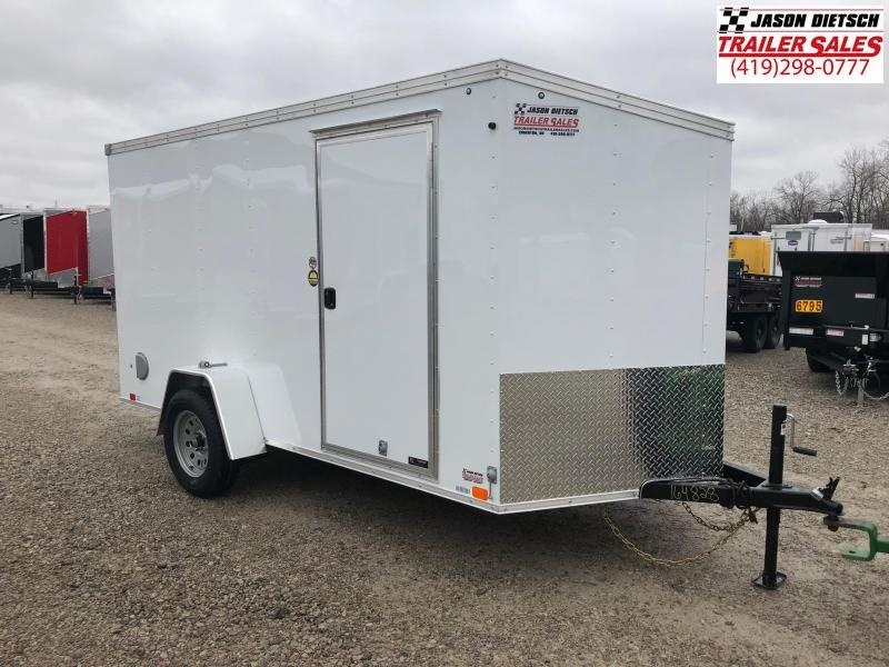 2019 United XLV 6X12 V-Nose Slant Enclosed Cargo Tr....Stock# UN-164828
