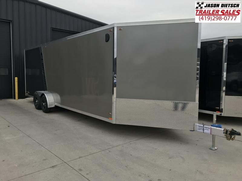 2019 Legend Manufacturing 7X29 EXPLORER EXTRA HEIGHT Snowmobile Trailer....STOCK LG-317342