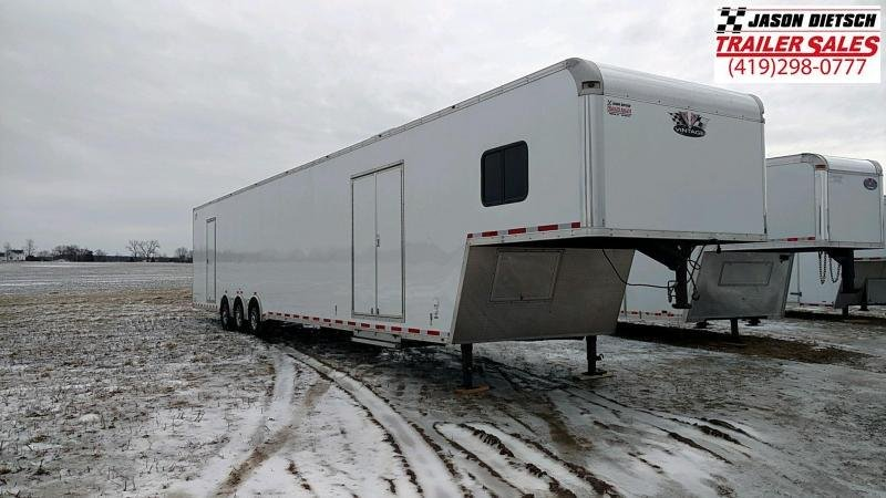 2017 Vintage Trailers OL850GN-CUSTOM Car / Racing Trailer
