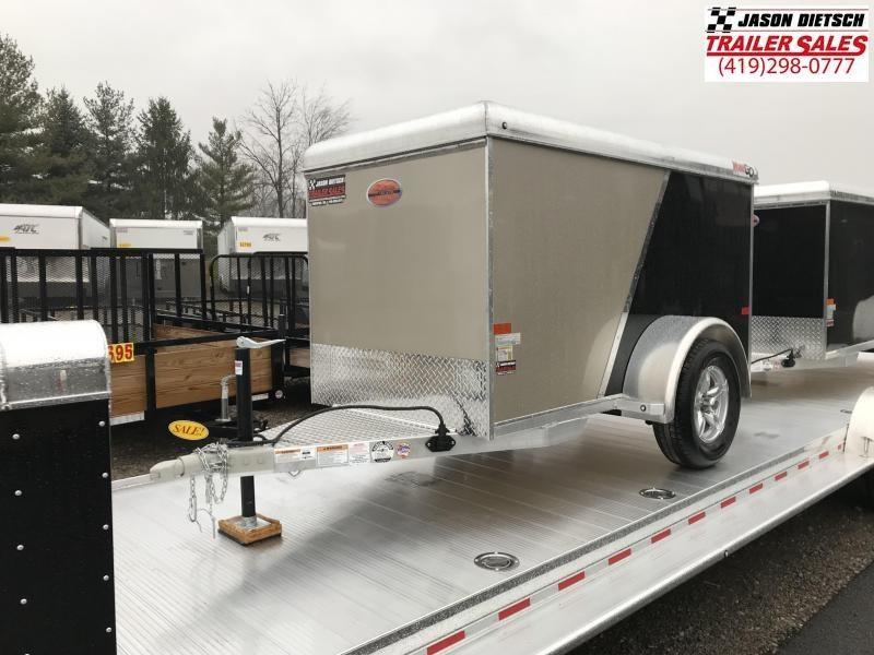 2019 Sundowner MiniGo 4X8 Enclosed Cargo Trailer....Stock#SD-CA2988