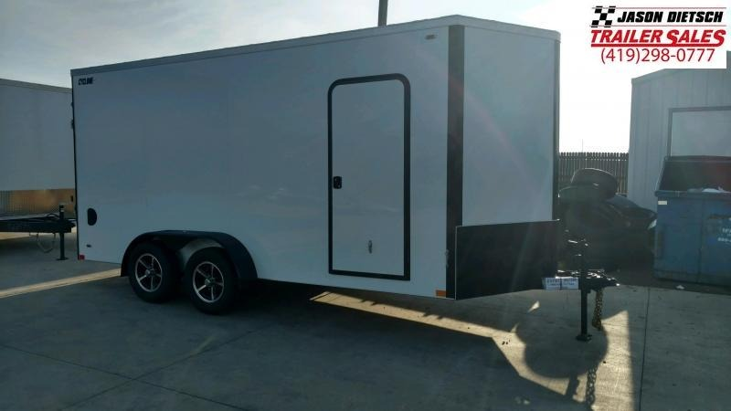 2020 Legend Manufacturing EXTRA HEIGHT 7X18 STVt Enclosed Cargo Trailer....STOCK# LG-317540