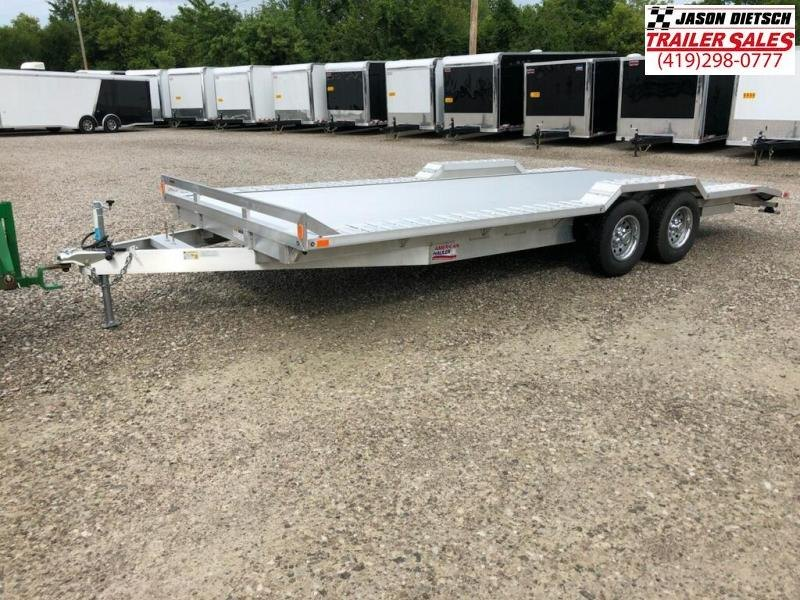 2018 American Hauler Industries 8.5X20 Equipment Trailer....STOCK # AH-066323