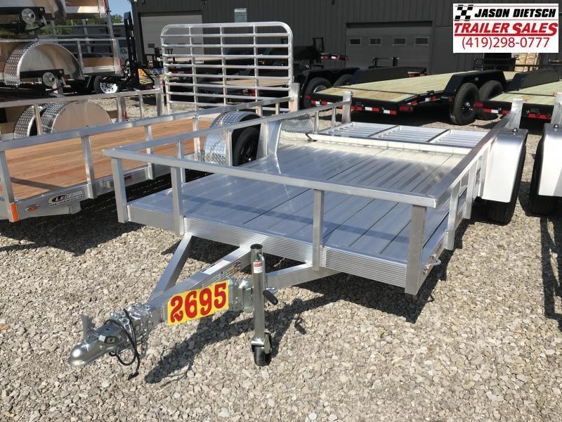 2020 Sport Haven 6X12 Utility Trailer....STOCK# SH-008929