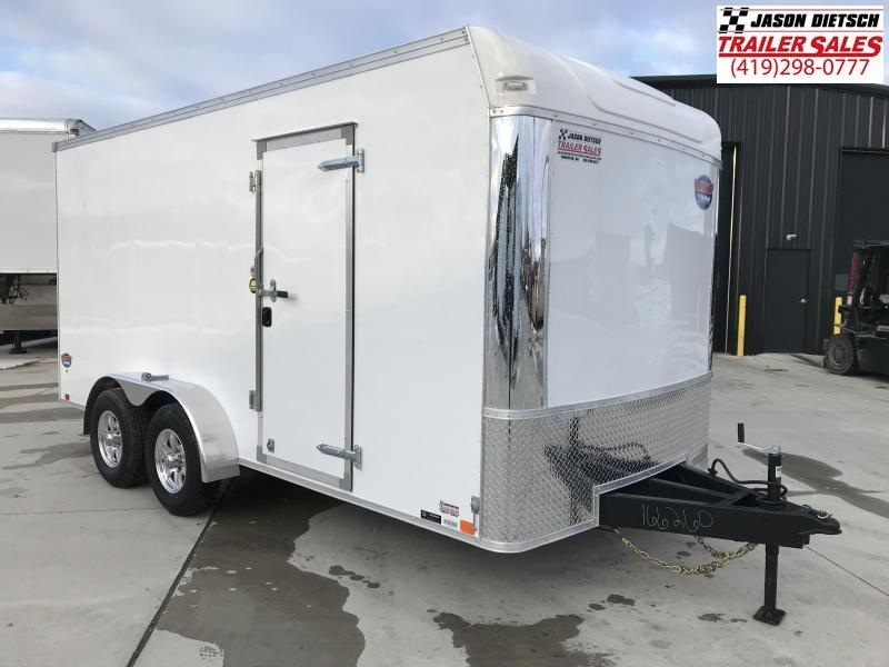 2019 United Trailers UXT 7X16 Enclosed Cargo Trailer.... Stock# UN-166260