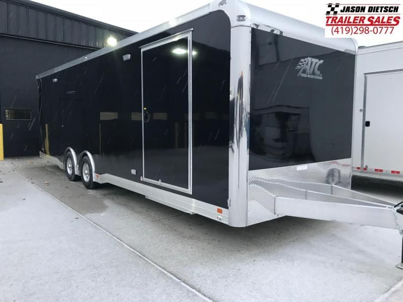 2019 ATC 8.5x28 Car / Racing Trailer....Stock # AT-216839