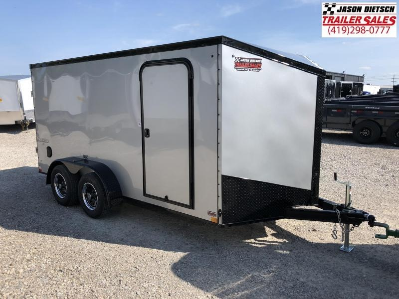 2019 Impact Trailers 7x14 Enclosed Cargo Trailer....IMP001007