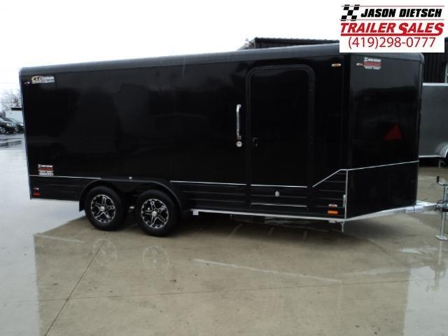 2018 Legend Manufacturing 7x19 DVNTA35 Enclosed Cargo Trailer... STOCK# 317916