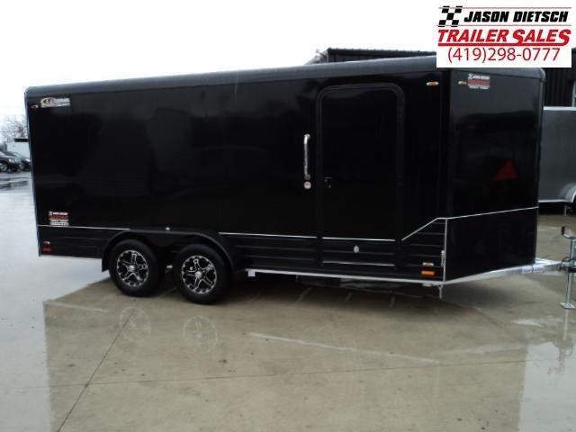2018 Legend Manufacturing 7x19 DVNTA35 Enclosed Cargo Trailer... STOCK# 317916