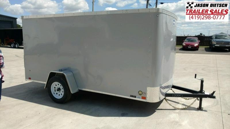 2020 United XLE 6X12 Enclosed Cargo TRAILER....Stock# UN-170007