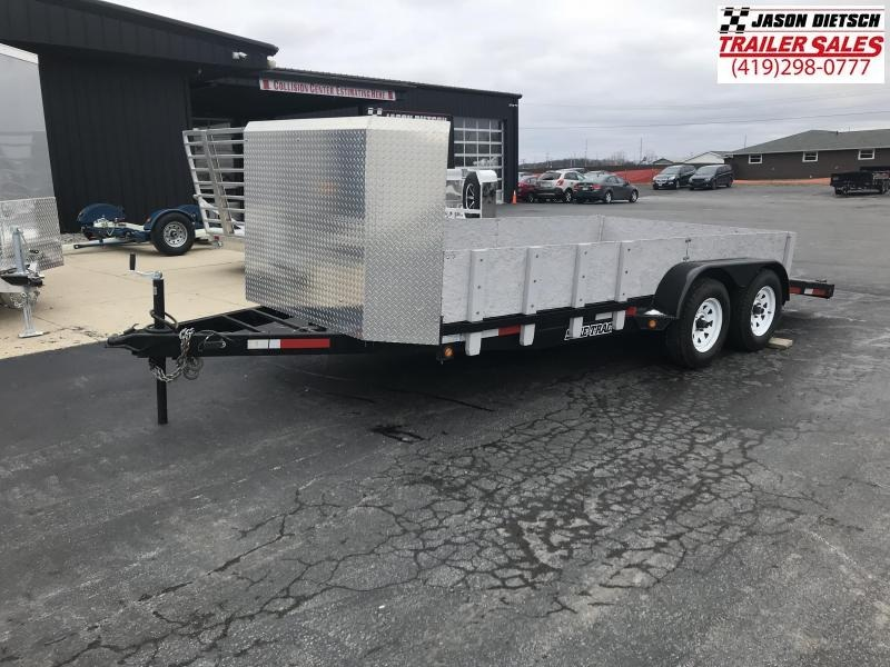 2008 Sure-Trac 82x18 Car Trailer