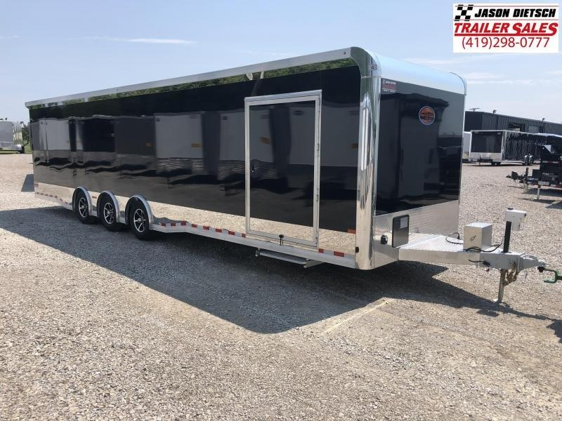 2020 Sundowner 8.5X32 BATHROOM PACKAGE RACE TRAILER....STOCK# SD-CA3325