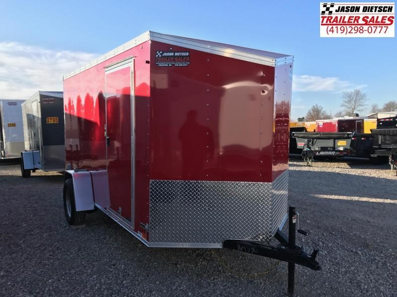 2019 United XLV 6X12 V-Nose Slant Enclosed Cargo Tr....Stock# UN-164830
