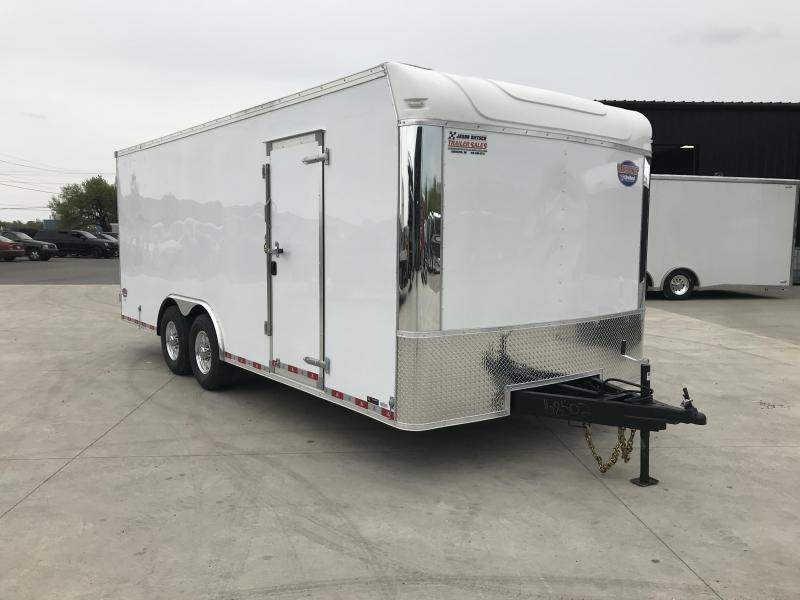 2020 United Trailer XLT 8.5X20 Enclosed Cargo Trailer....Stock# UN-166337