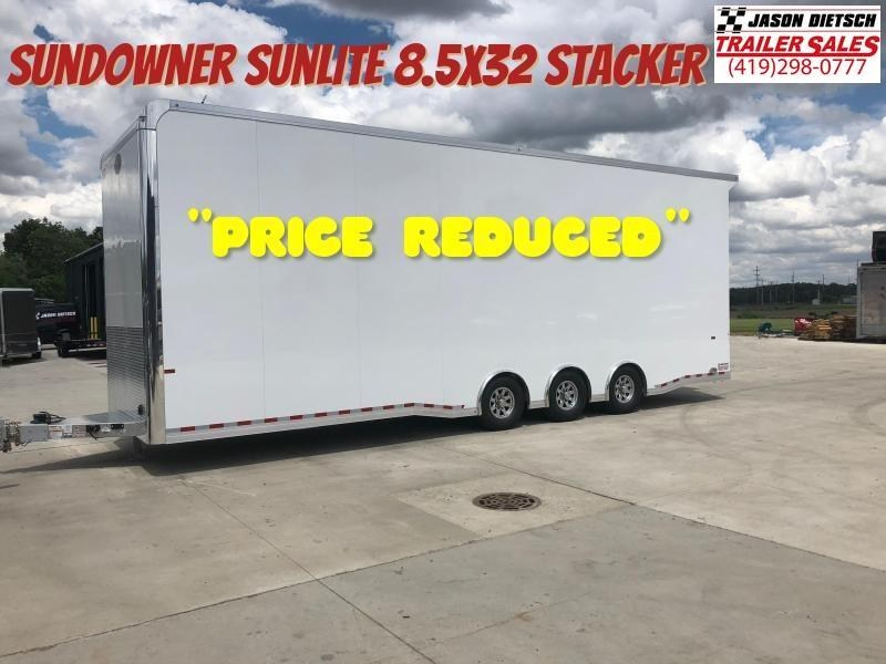 2019 Sundowner Sunlite 8.5X32 Stacker....Stock#SD-CA2439