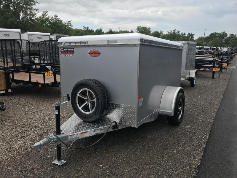 2019 Sundowner MiniGo 5X8 Enclosed Cargo Trailer....Stock#SD-CA2815