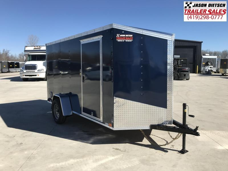 2020 United XLV 6X12 V-Nose Slant Enclosed Cargo Tr....Stock# UN-166129