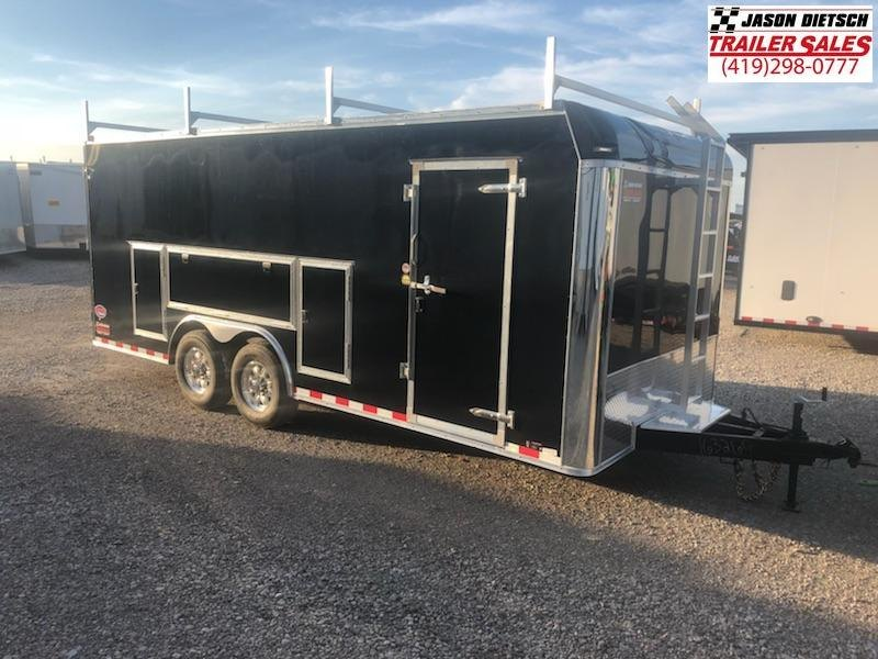 2019 United Trailer UXT 8.5x20 Enclosed Tool Crib Trailer....Stock#UN-163269