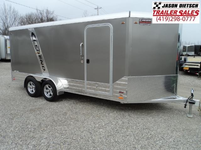 2018 Legend Manufacturing 7x19 DVNTA35 Enclosed Cargo Trailer... STOCK# 317996
