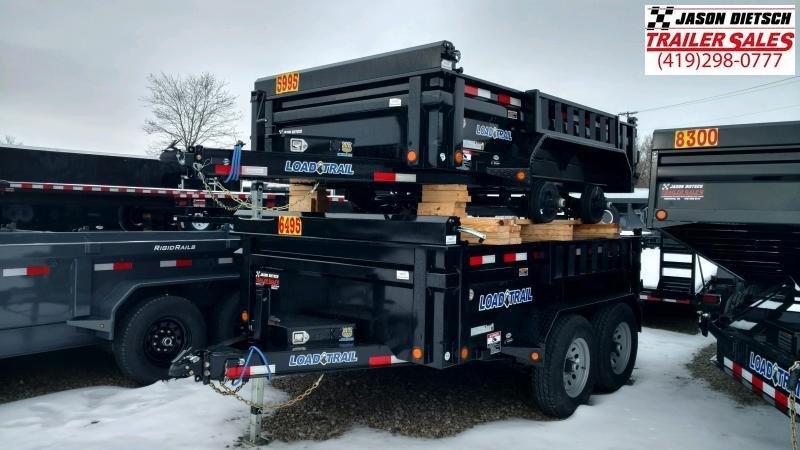 2020 Load Trail DT 72x10 Tandem Axle Dump Trailer