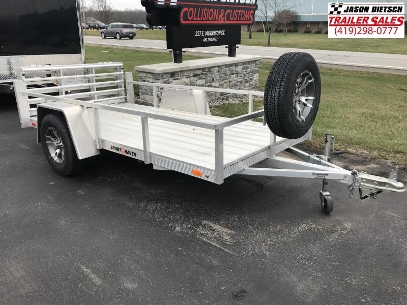 2014 Sport Haven 5X10 Utility Trailer