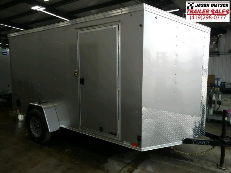2020 United XLV 6X12 V-Nose Slant Enclosed Cargo Tr....Stock# UN-170087