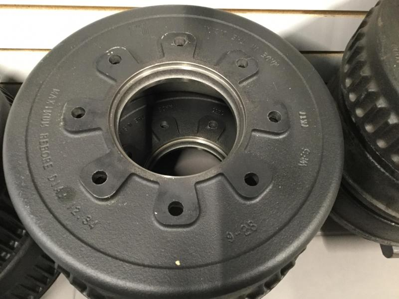Dexter 12-15k brake drum