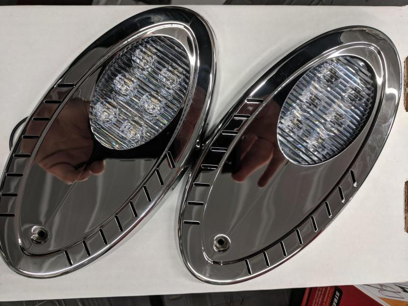 DOCK/REVERSE LIGHTS (PAIR)