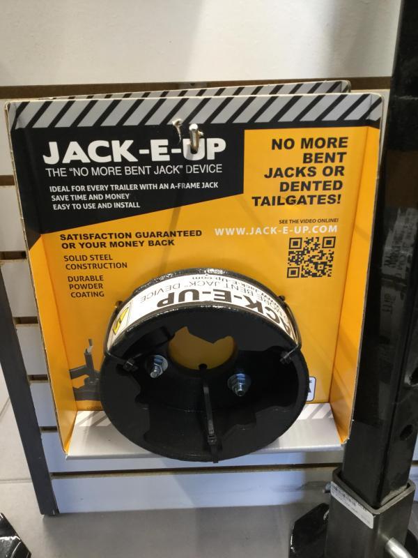 Jack-E-Up Jack Device