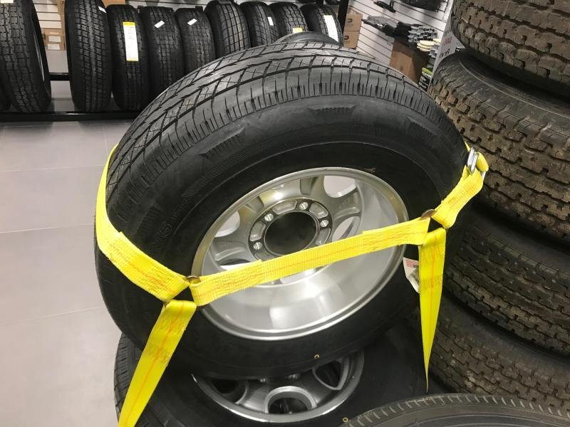 Wheel Strap