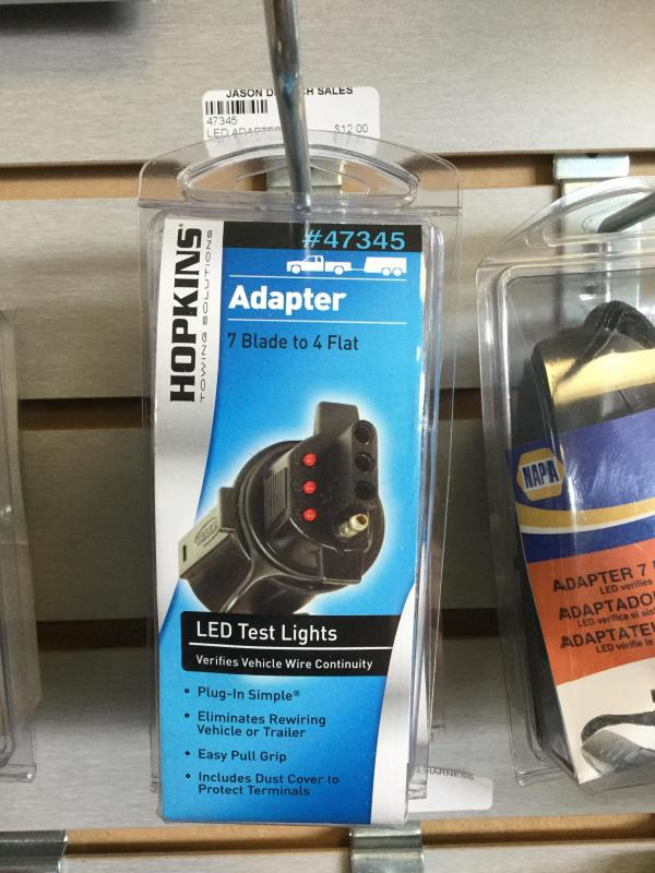LED Test Light Adapter