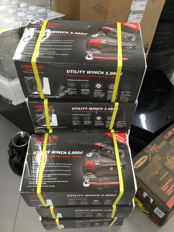 Comeup 5000SI Wireless Winch