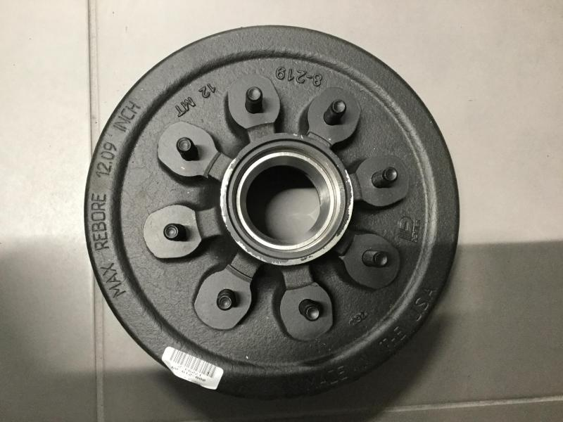 Dexter 12x2 oil bath brake drum