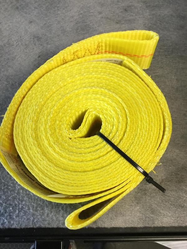10 foot double loop strap