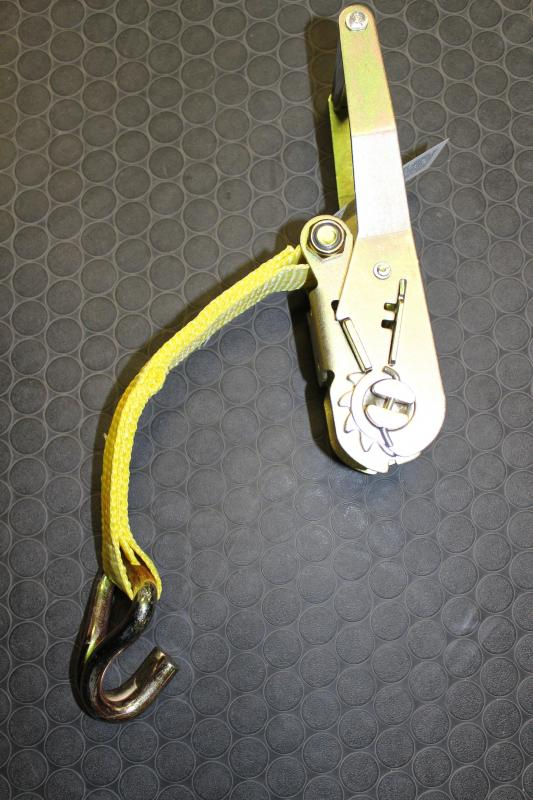 2INX15FT STRAP WITH HOOK