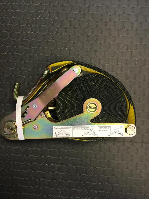 """Self Contained 2"""" Ratchet Strap"""