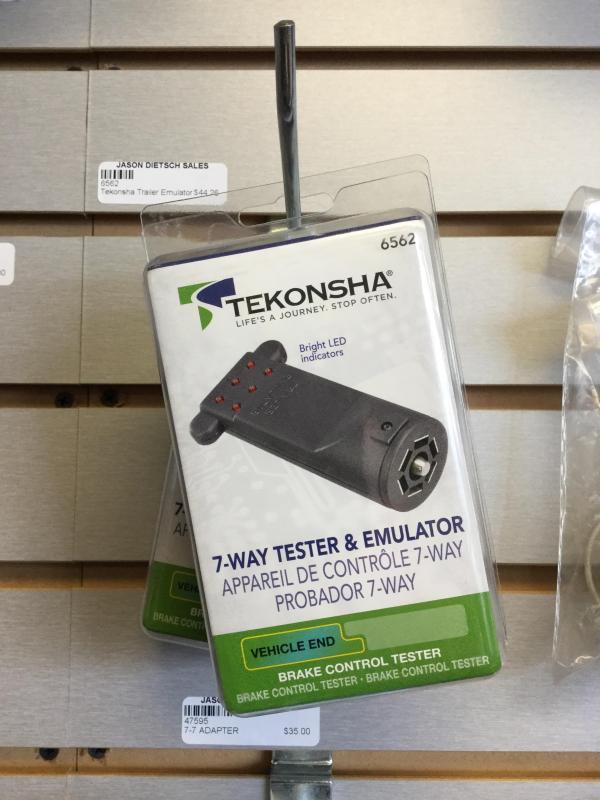 Tekonasha Trailer Emulator and Tester