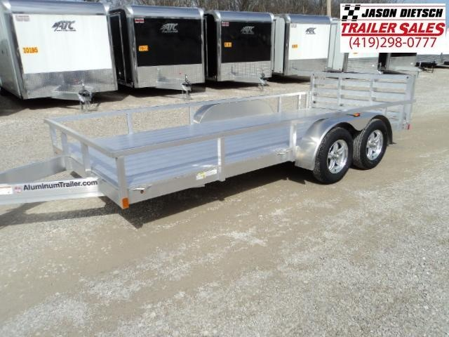 2018 ATC 7X14 Utility Trailer...STOCK AT-213351