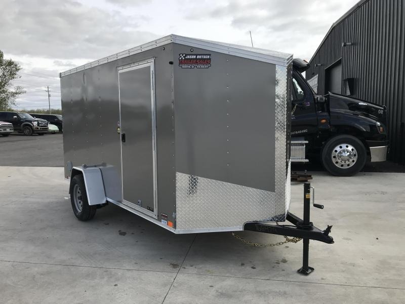 2020 United XLV 6X12 V-Nose Slant Enclosed Cargo Tr....Stock# UN-168479